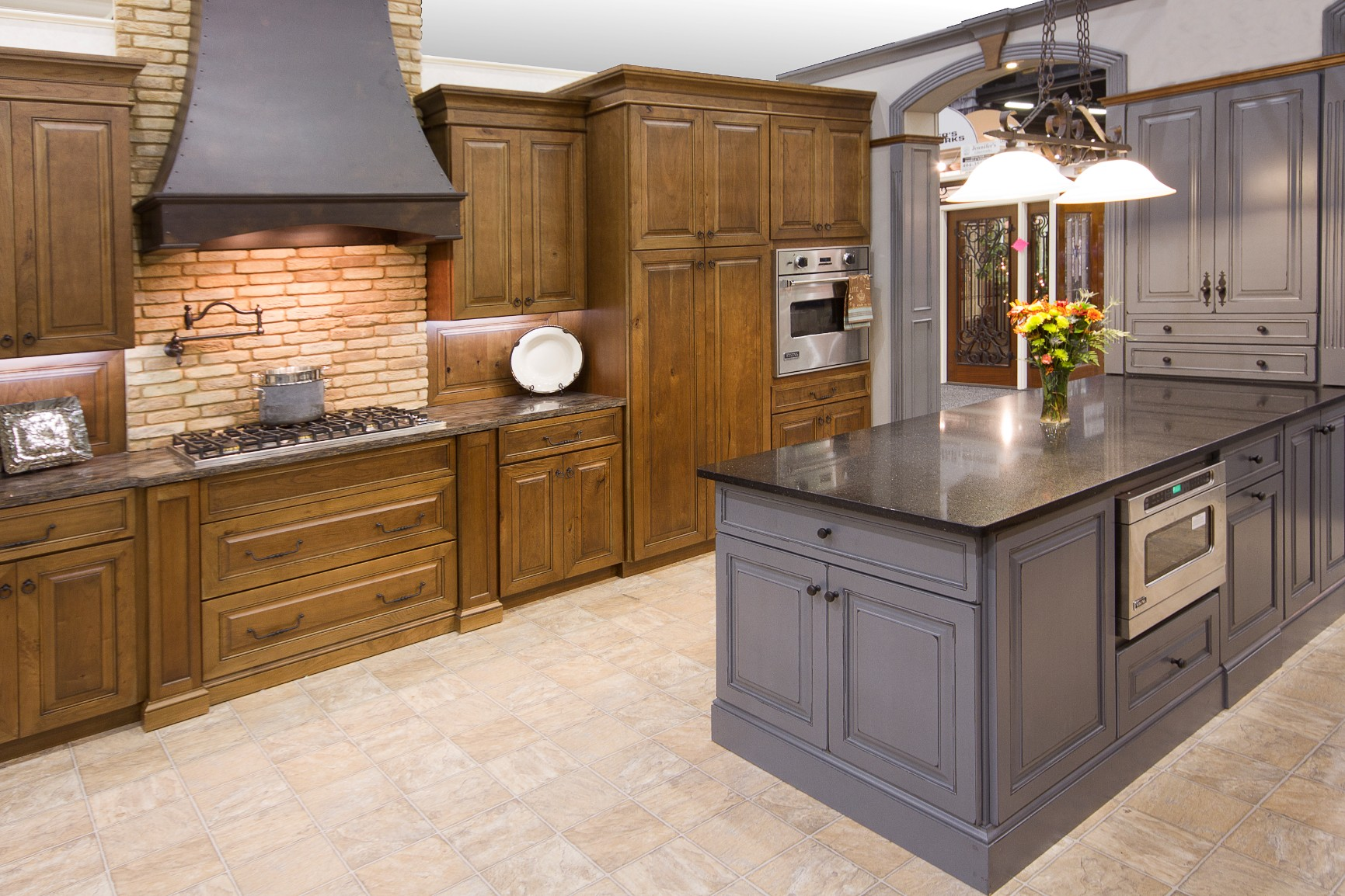 wood hollow cabinets wood hollow cherry kitchens 2 wood hollow cabinets 29393
