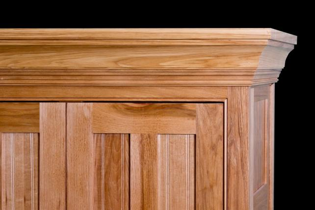 wood hollow cabinets moulding wood hollow cabinets 29393
