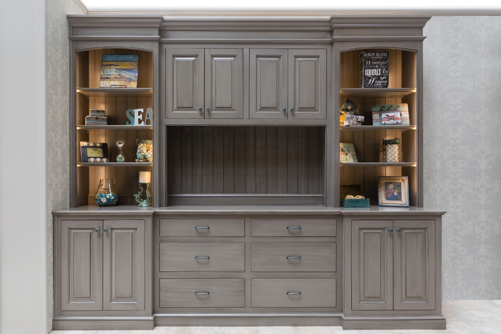 Wood Hollow Cabinets