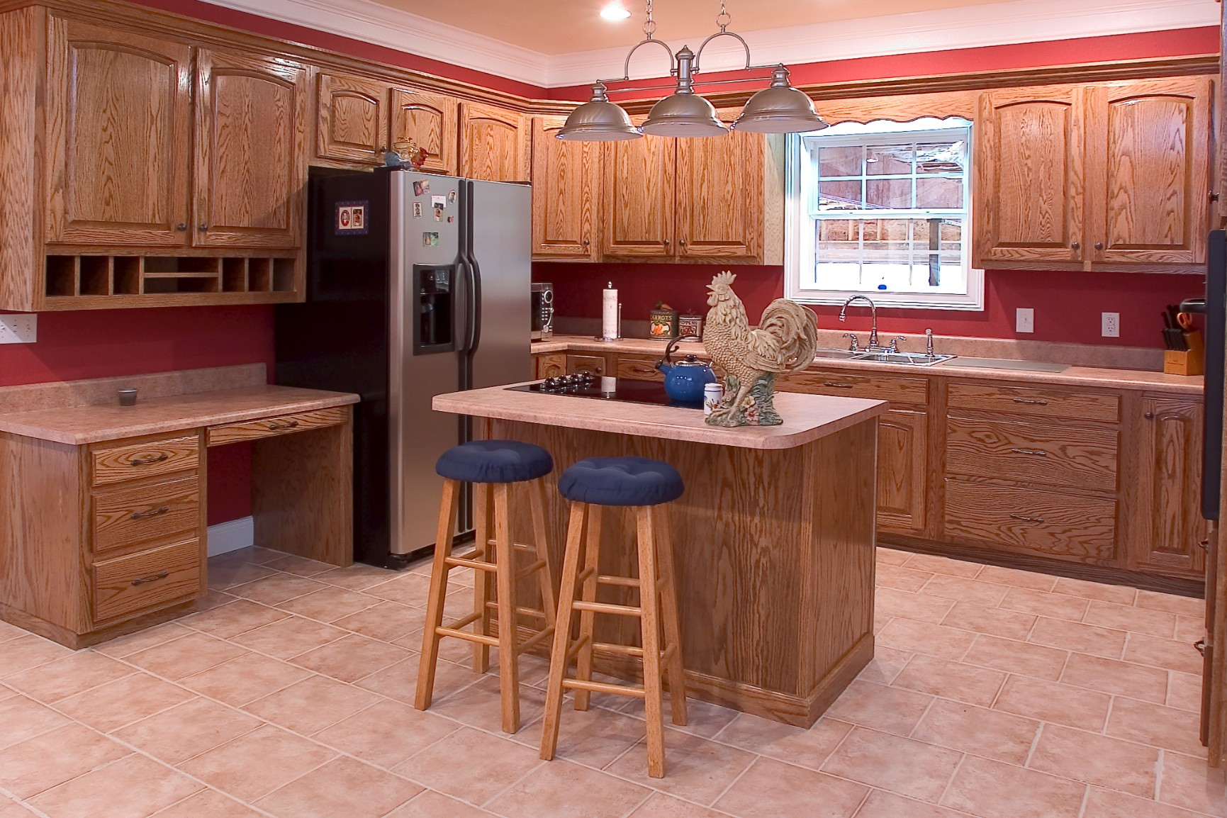 Oak Kitchens Wood Hollow Cabinets